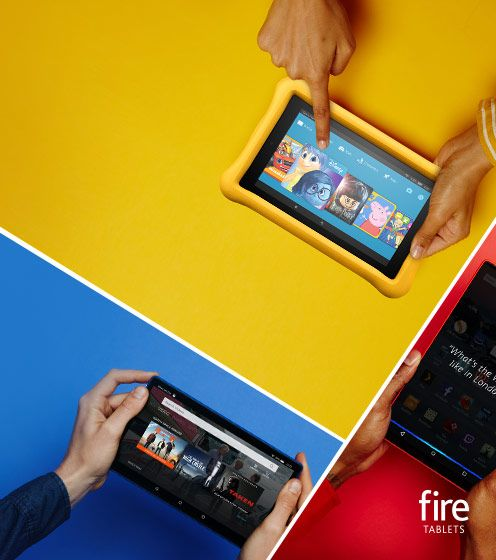 Alexa fire tablet