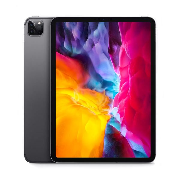 iPad iOS tablet