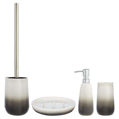 Buy John Lewis Grey Ombre Bathroom Accessories John Lewis