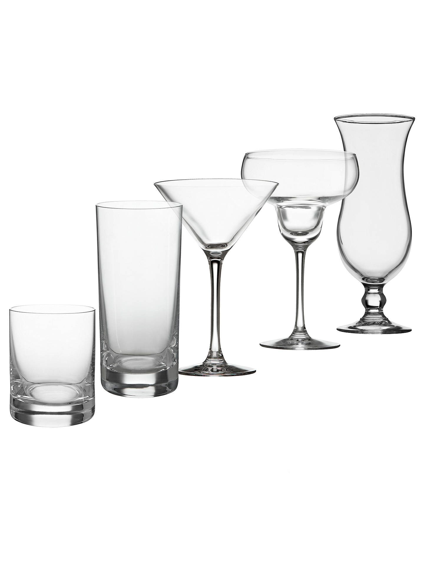 Buy John Lewis & Partners Cocktail Margarita Glasses, Set of 4 Online at johnlewis.com