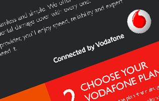 John Lewis with Vodafone