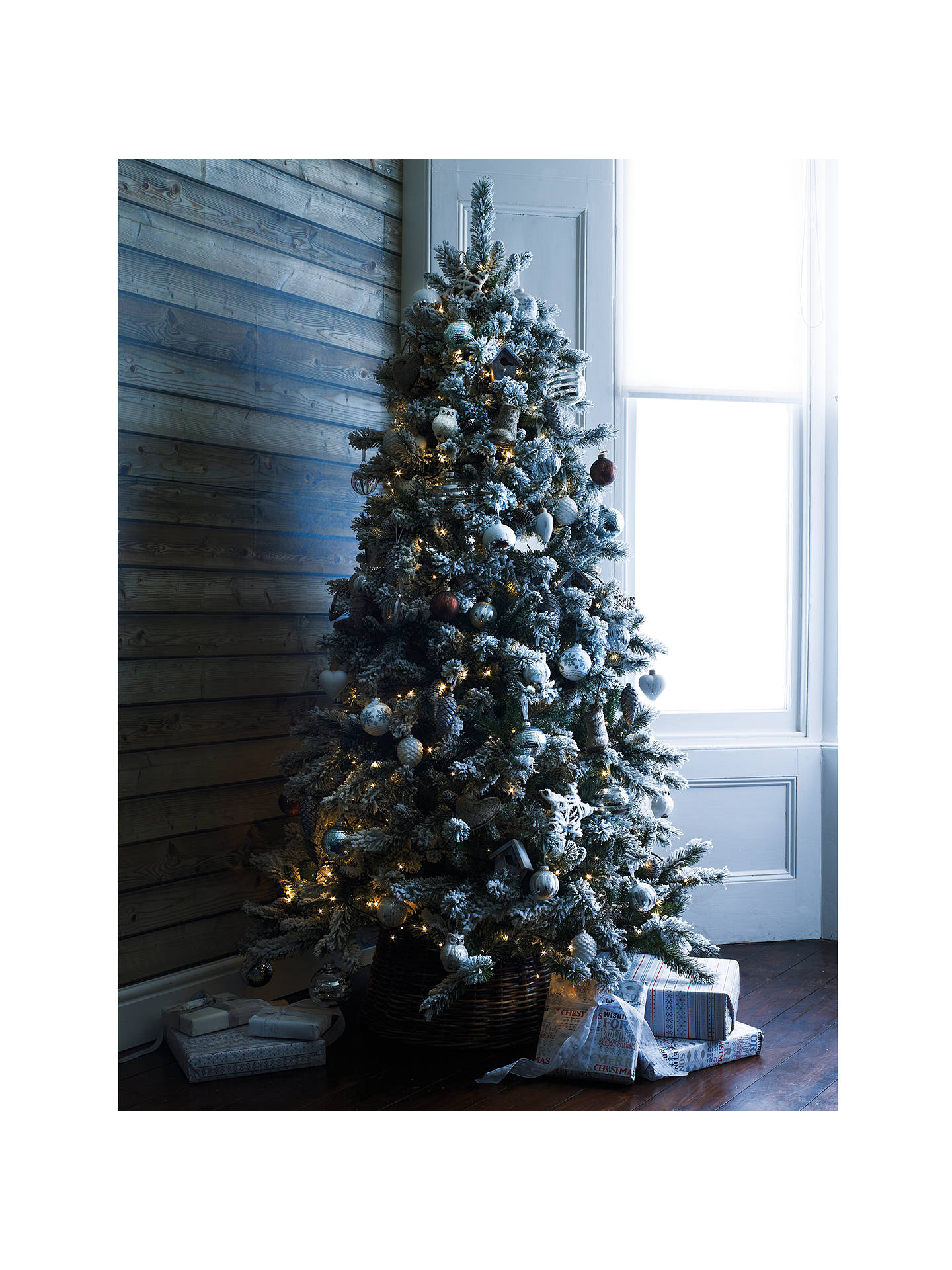 White 7ft Christmas Tree