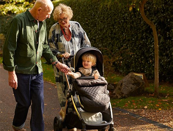 Pushchairs and strollers for modern families
