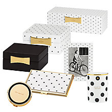 Buy kate spade new york Black & White Collection Online at johnlewis.com