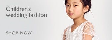 Children%27s wedding fashion shop now