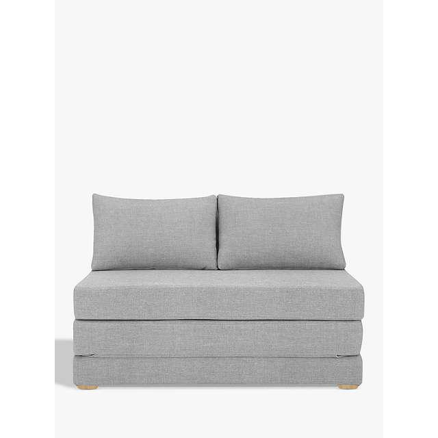 BuyJohn Lewis Kip Small Sofa Bed With Foam Mattress Online At Johnlewis.com