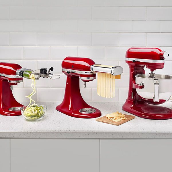 KitchenAid Stand mixers and attachments