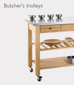 Butchers' trolleys