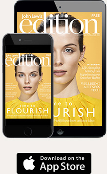 Download John Lewis edition magazine on the Apple App Store