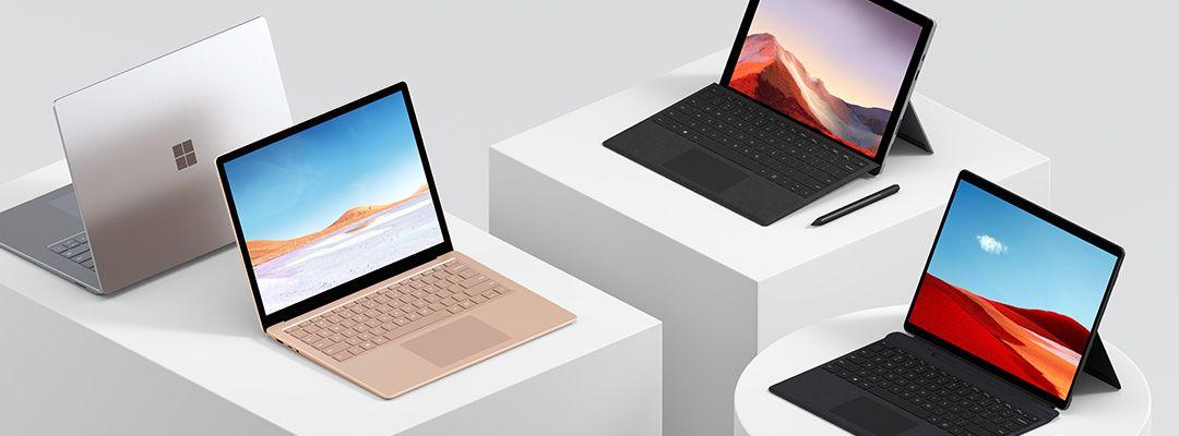 Standard Laptop or Desktop Set-up