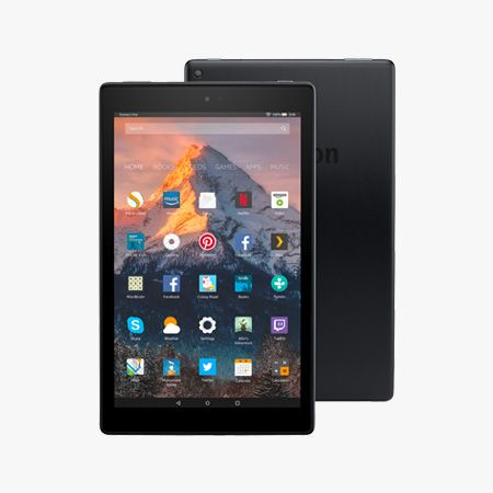 Fire OS tablets
