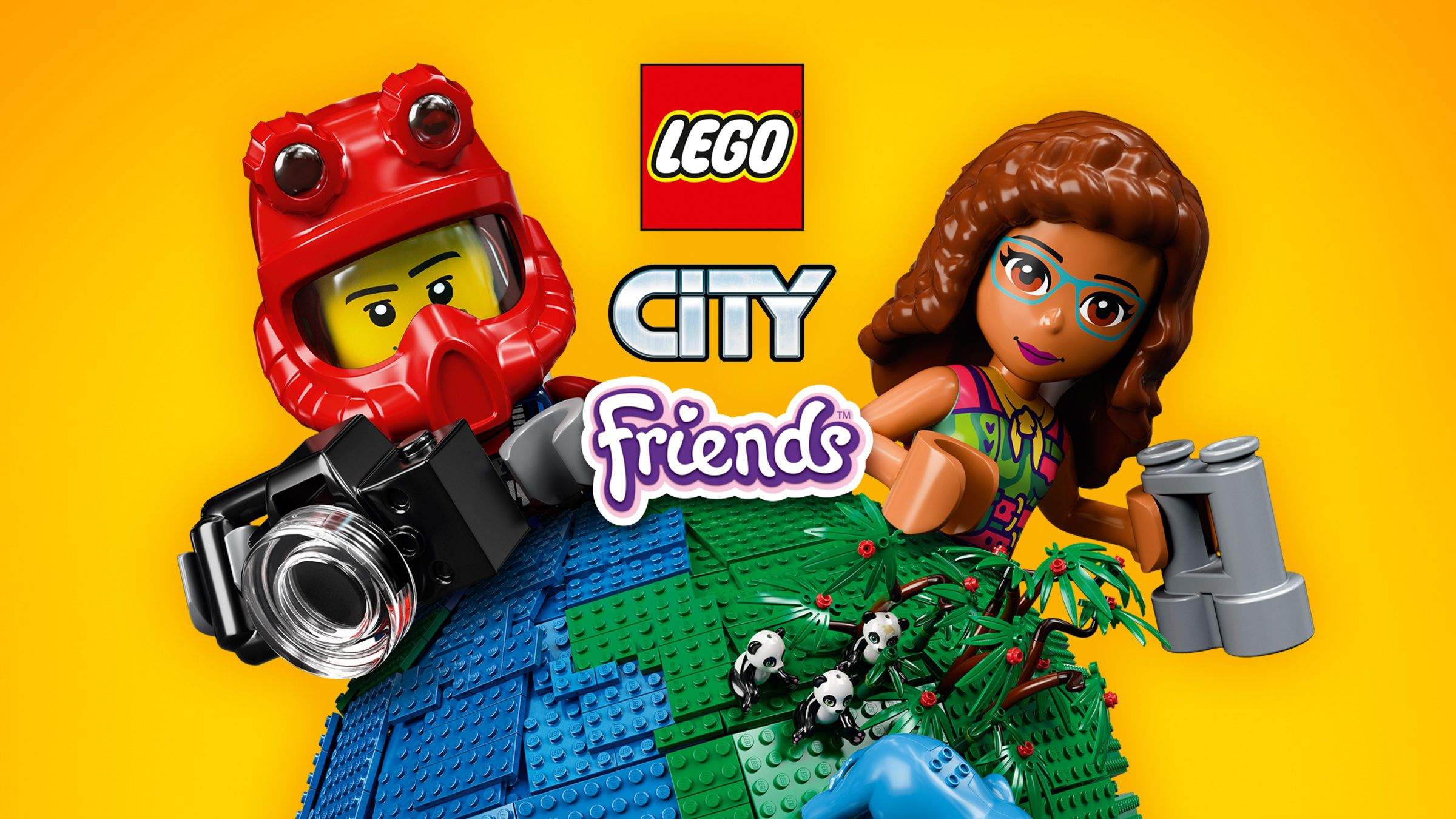 Lego City & Friends