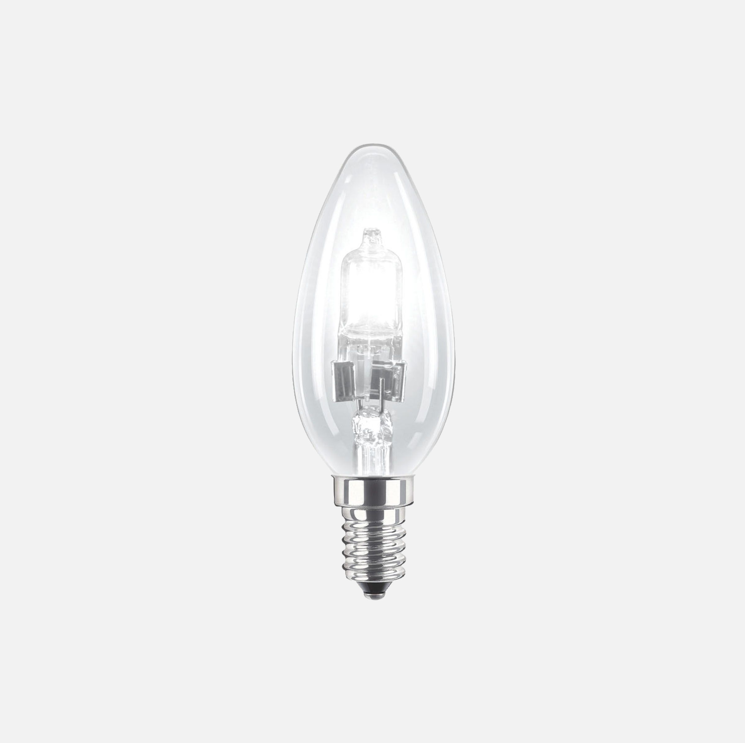 1 x 60 watt max e14 small edison screw ses candle bulb
