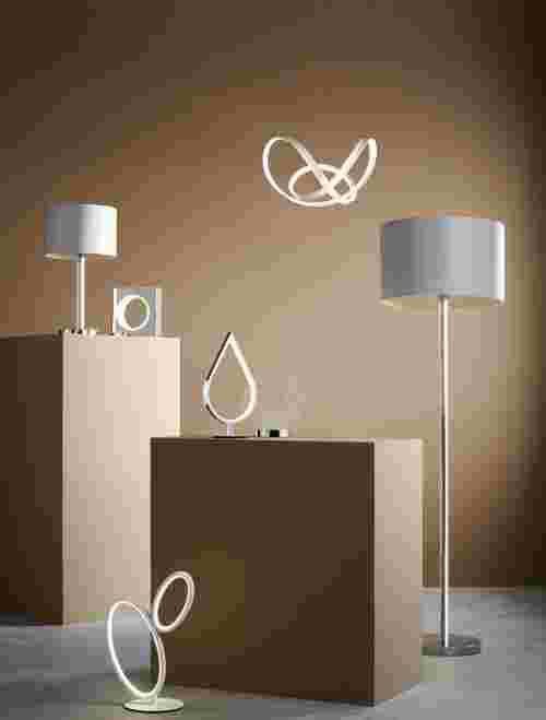 sculptural lighting