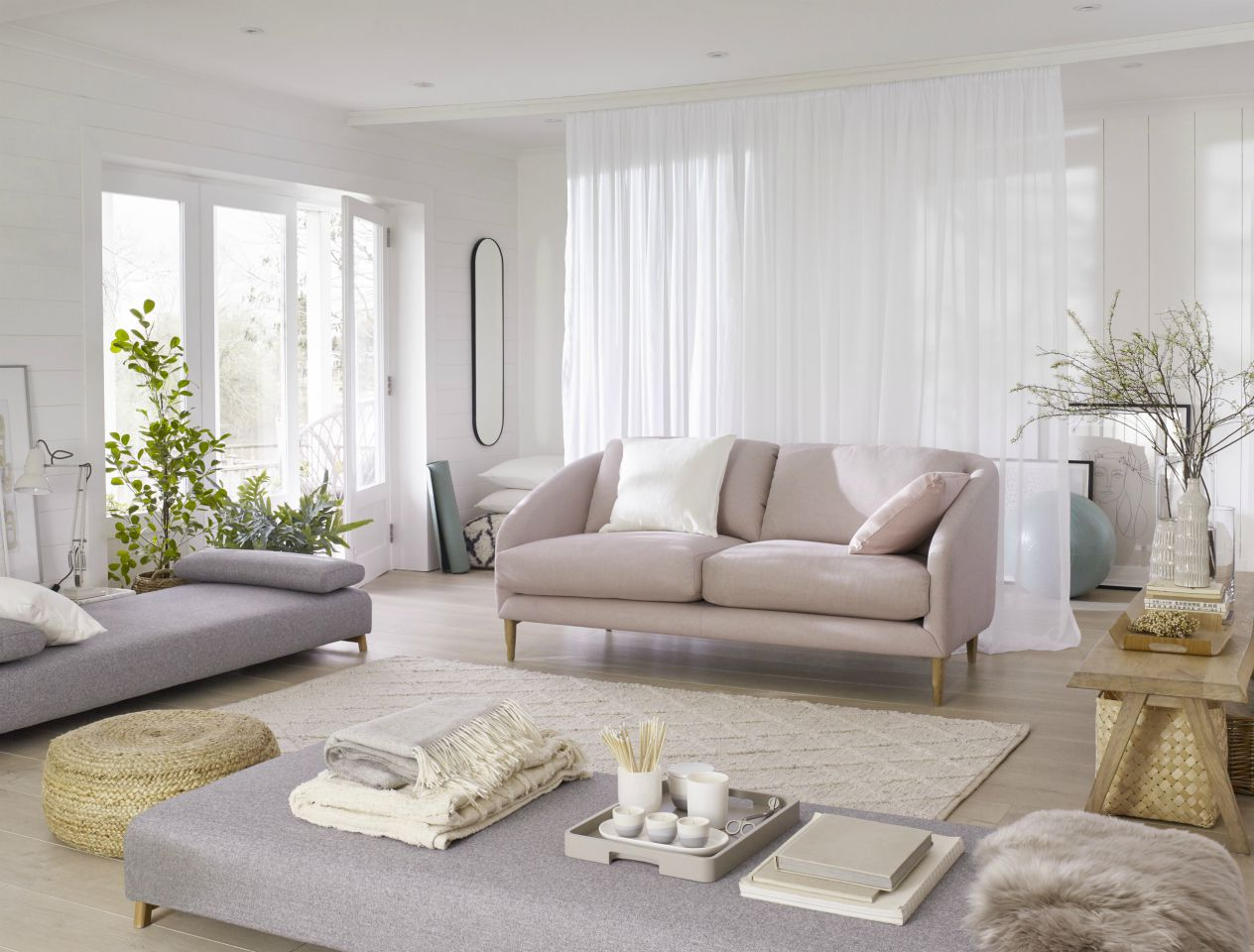 Create a wellbeing living room  John Lewis & Partners