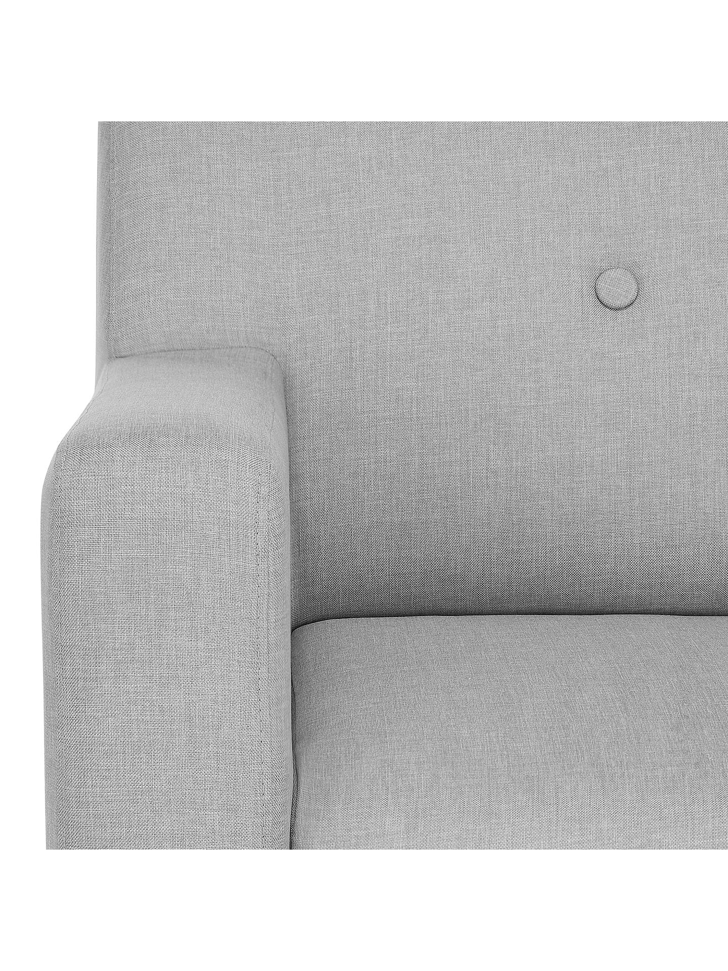 Magnificent House By John Lewis Louis Small Sofa Light Leg Fraser Steel Machost Co Dining Chair Design Ideas Machostcouk