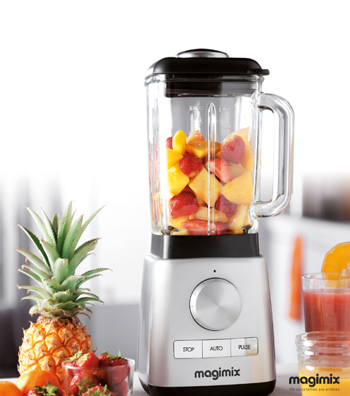 Free BlendCups with Magimix Le Blender
