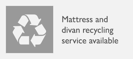 Mattress and divan recycling service available