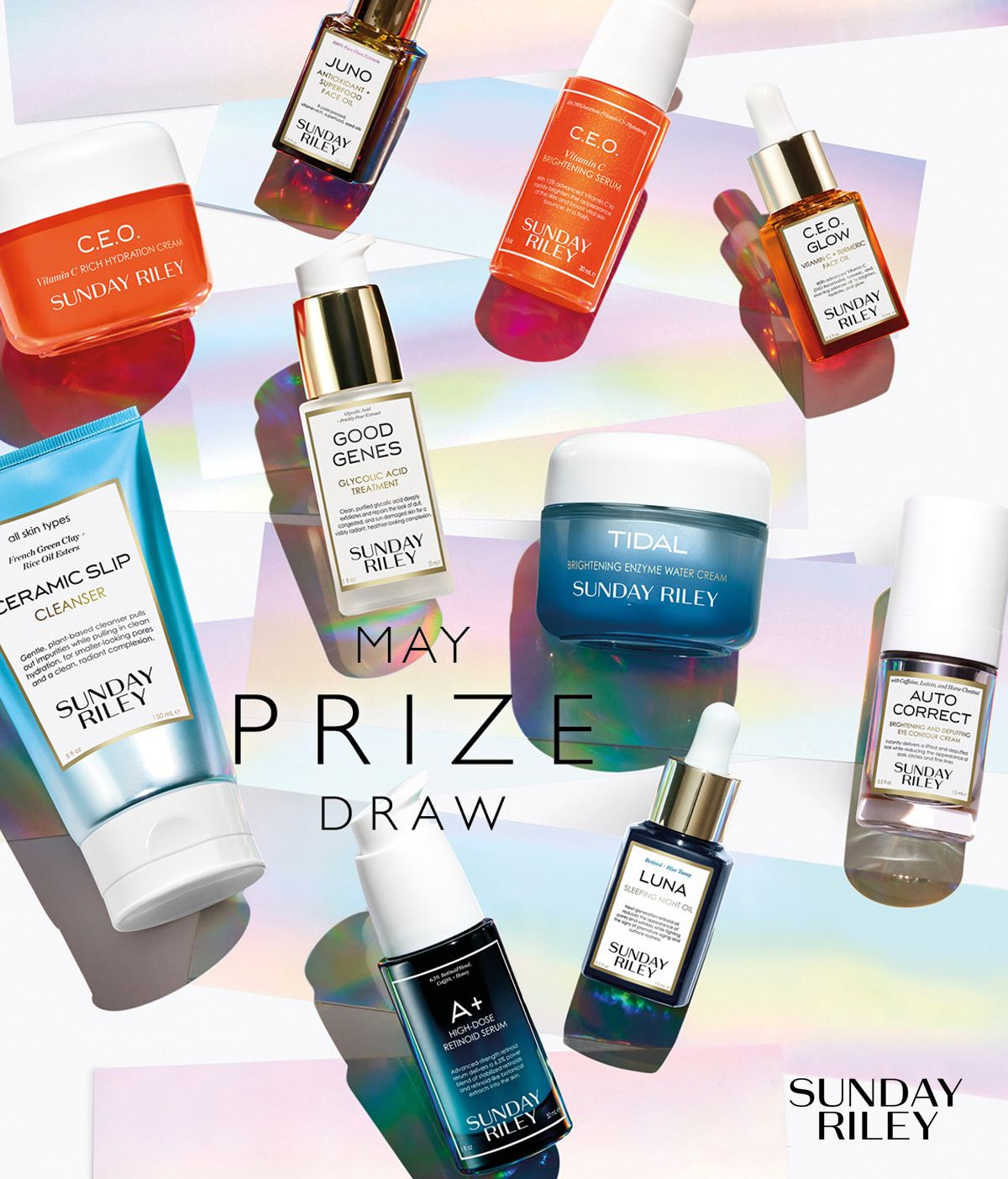 May Prize Draw