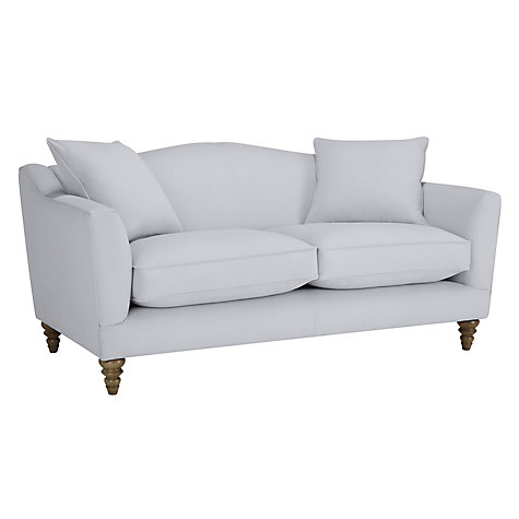Superb ... Buy John Lewis Croft Collection Melrose Grand 4 Seater Sofa, Darwen French  Grey Online At ...