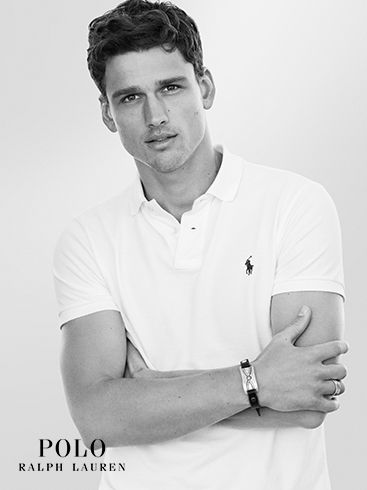 Polo Ralph Lauren - male model