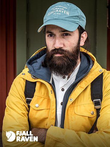 Fjallraven - male model