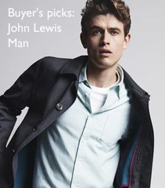 Buyer's picks: John Lewis Man