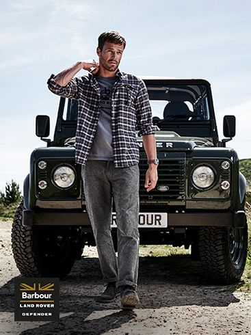 Barbour Defender