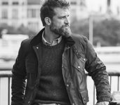 Men%27s Barbour International