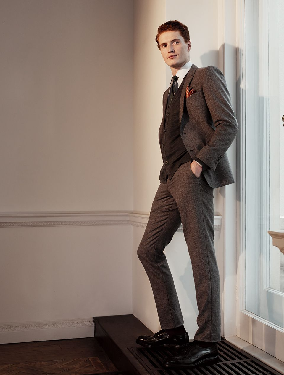 Layered Suit