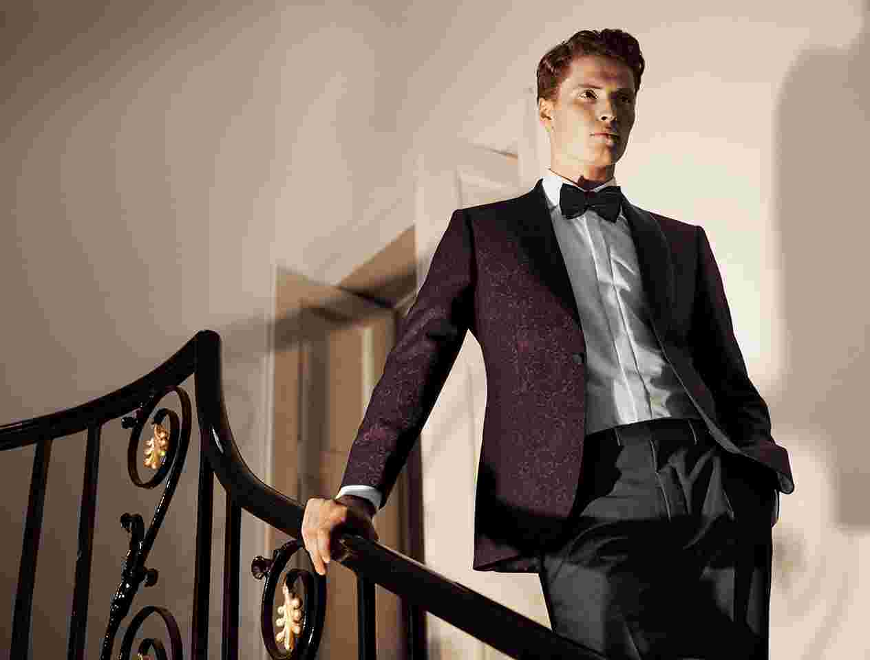 Modern tailoring: the suits to take you through party season