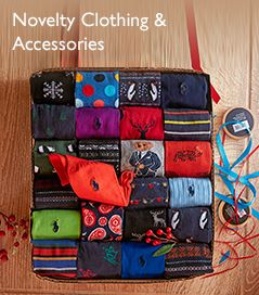 Novelty Clothing & Accessories