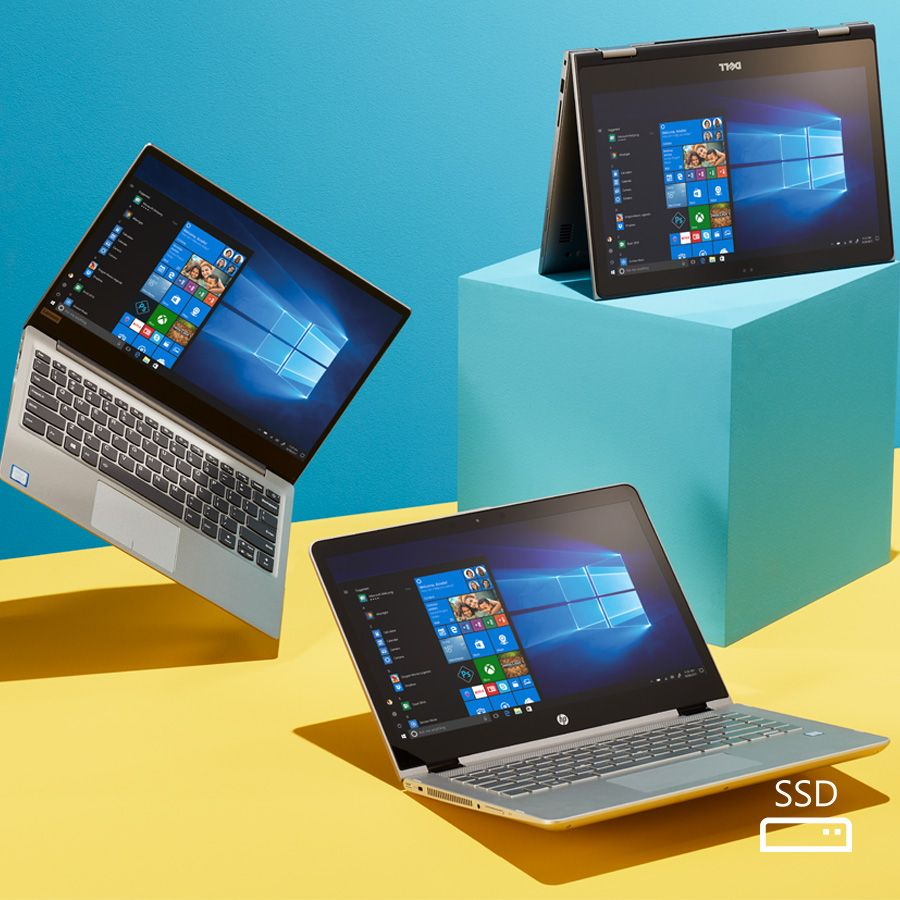 LAPTOPS THAT WON'T LET YOU DOWN
