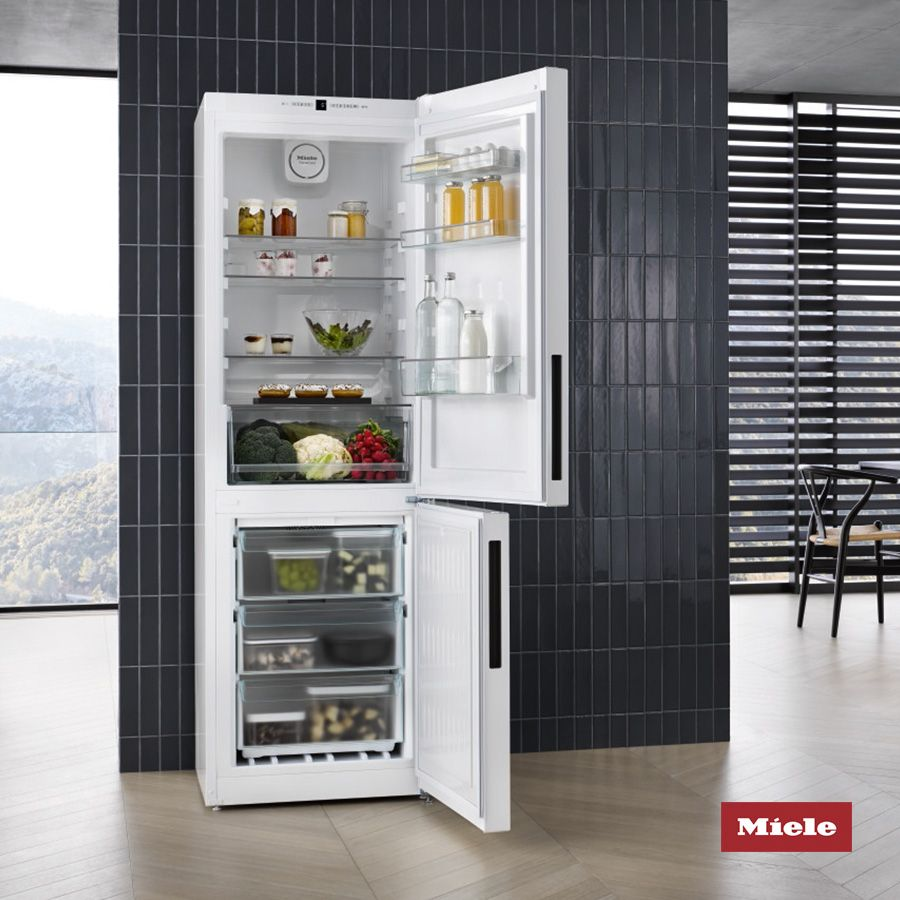 Miele 5 year guarantee and £75 cashback