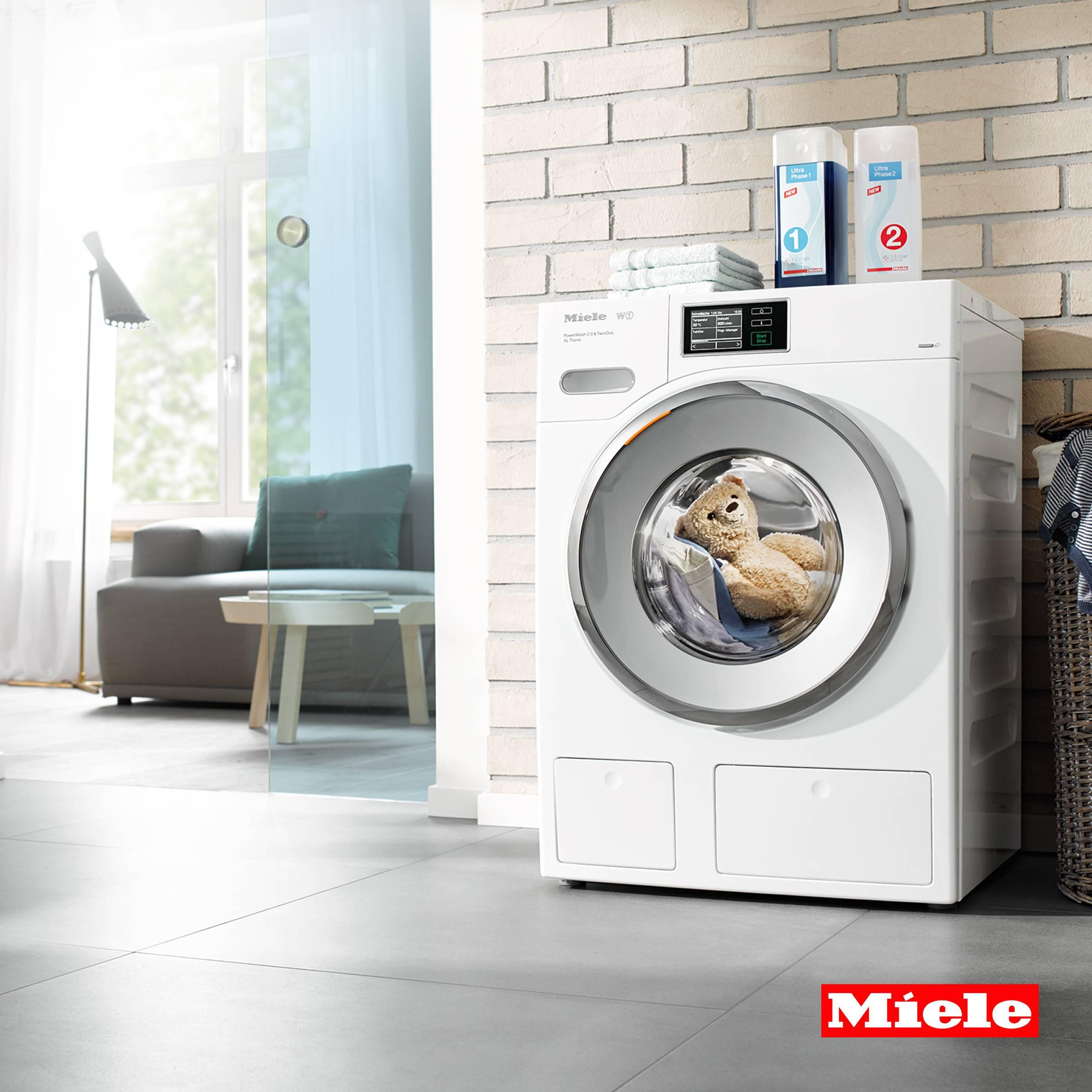 Miele washing machines
