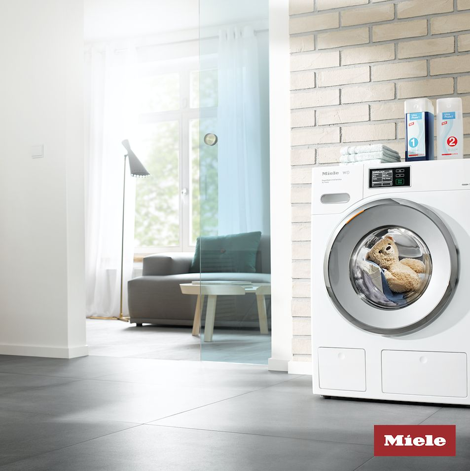 Miele THE SMARTEST CLEAN