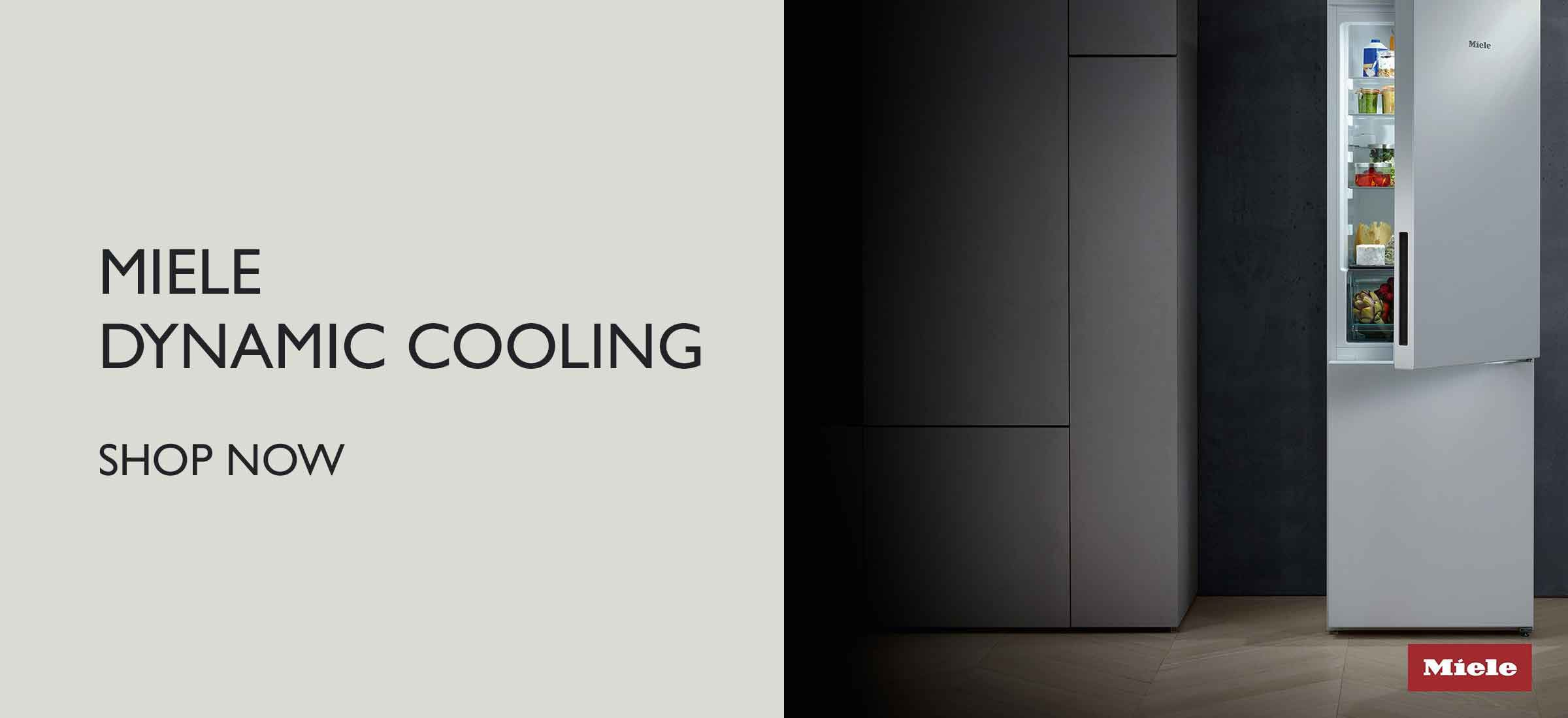MIELE DYNAMIC COOLING
