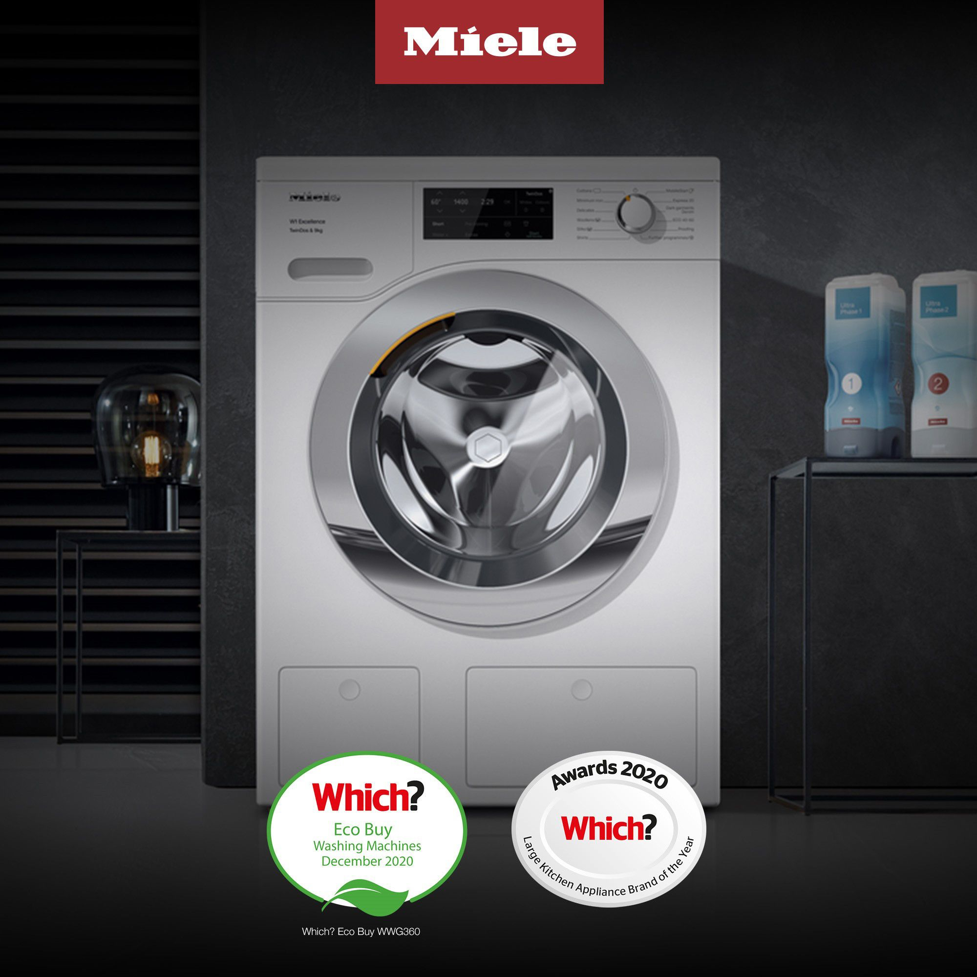 Miele: Obsessed with quality that lasts