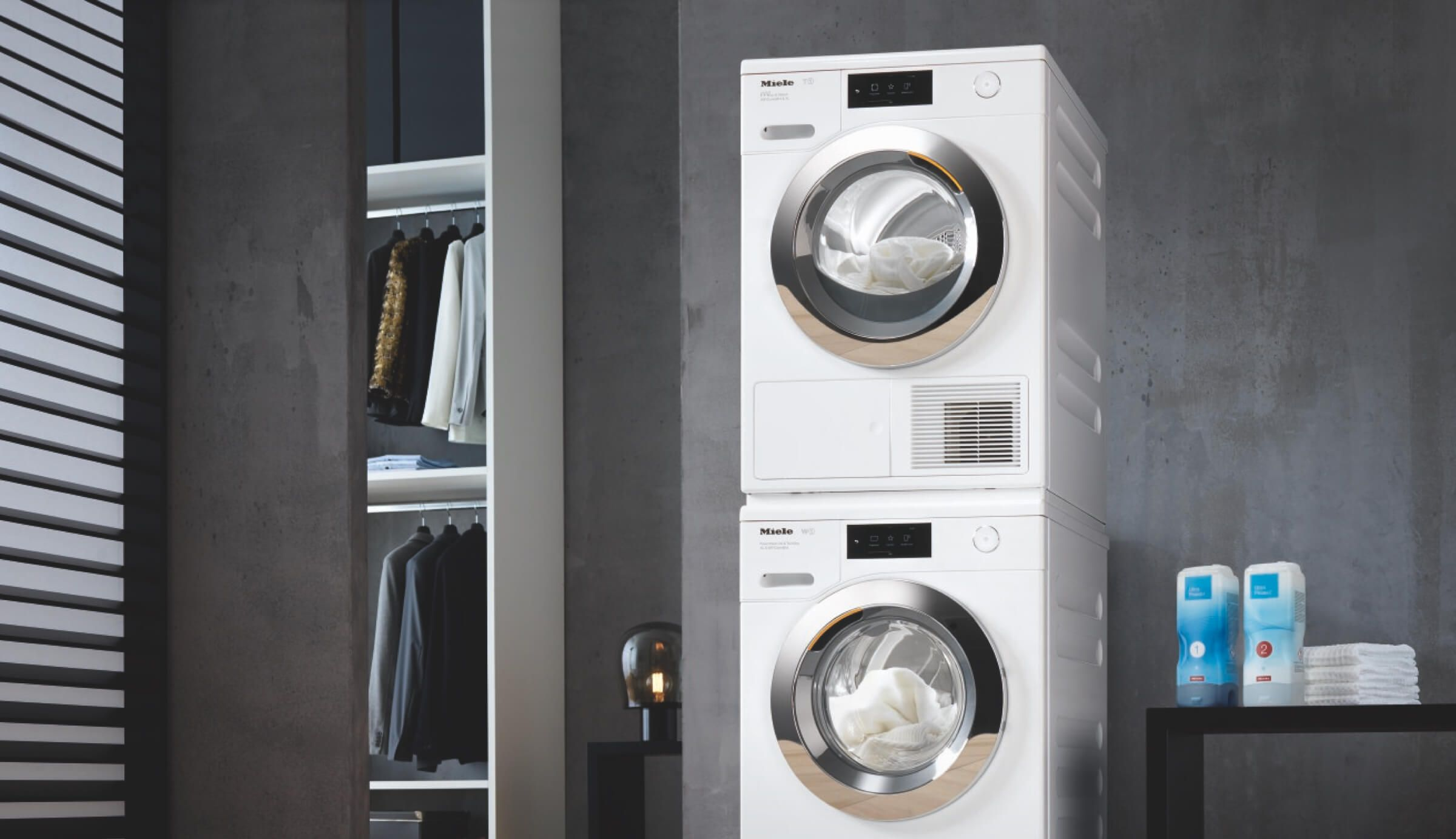 Top Five Miele Tumble Dryer Settings - Circus