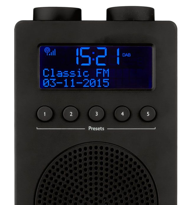 Add a list of some great DAB station recommendations with a digital radio