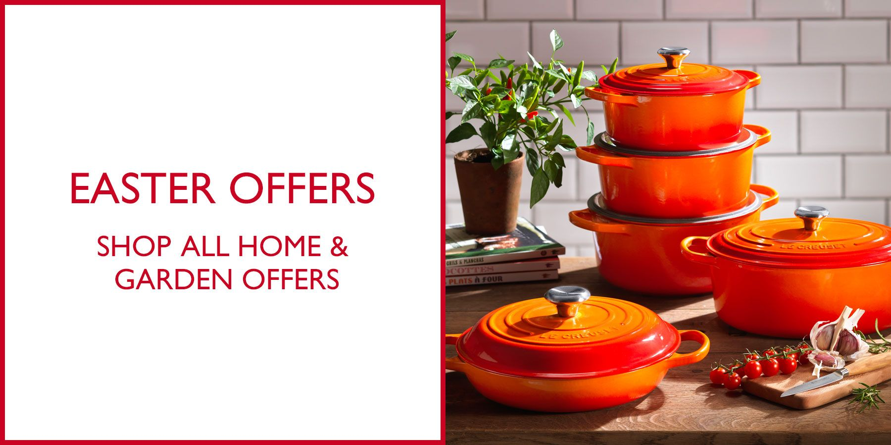 Shop all Home & Garden offers