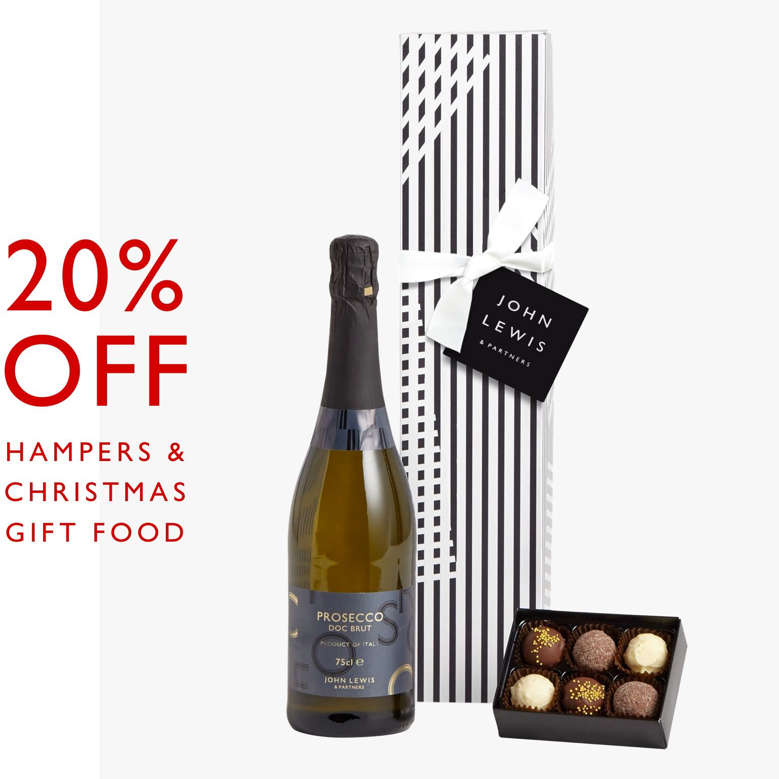 20% off Hampers & Christmas Gift Food