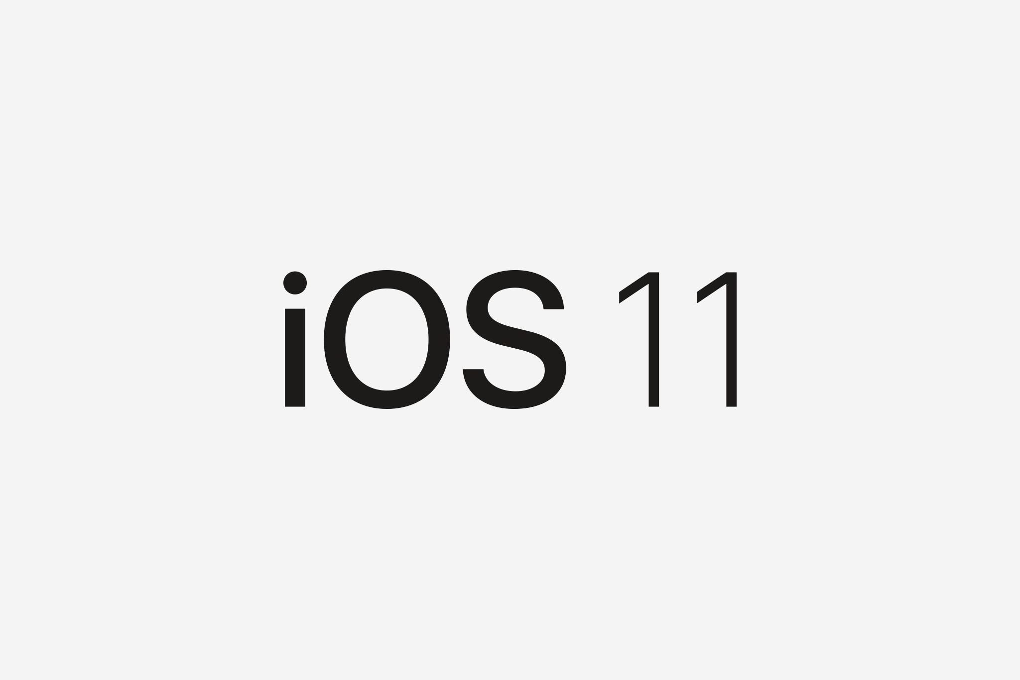 ios operating system