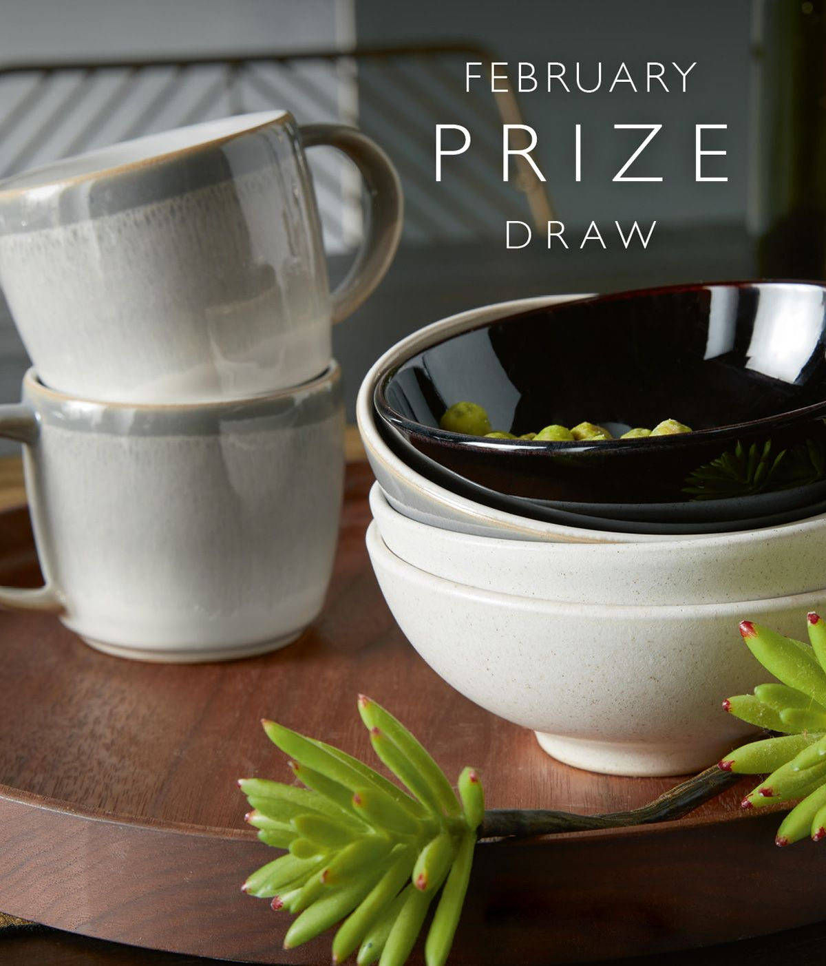 December Prize Draw