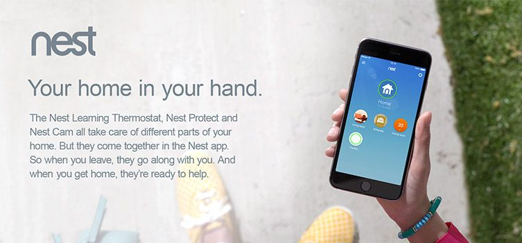 Nest Your Home in Your Hand