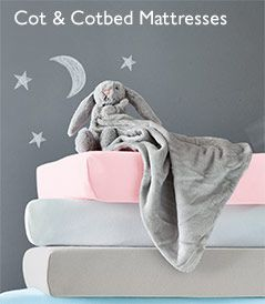 Cot & Cotbed Mattresses