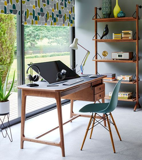 A place of focus. Home Office Furniture   John Lewis