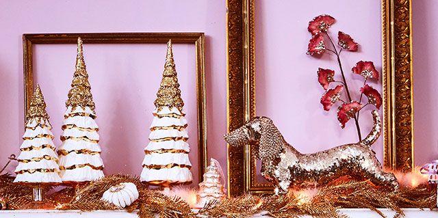 Ostravia Christmas ornaments