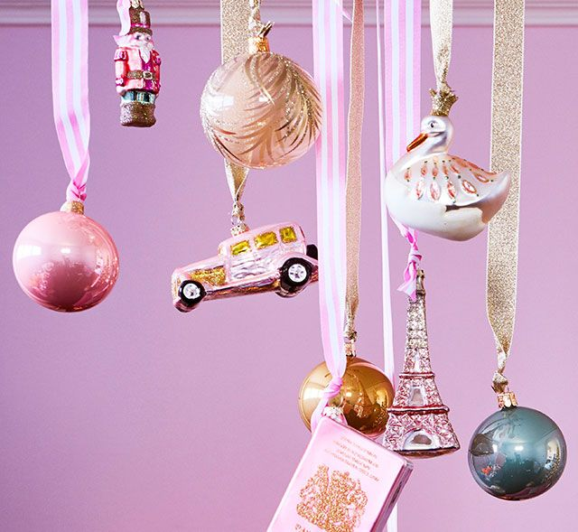 Ostravia Christmas Baubles and Tree Decorations