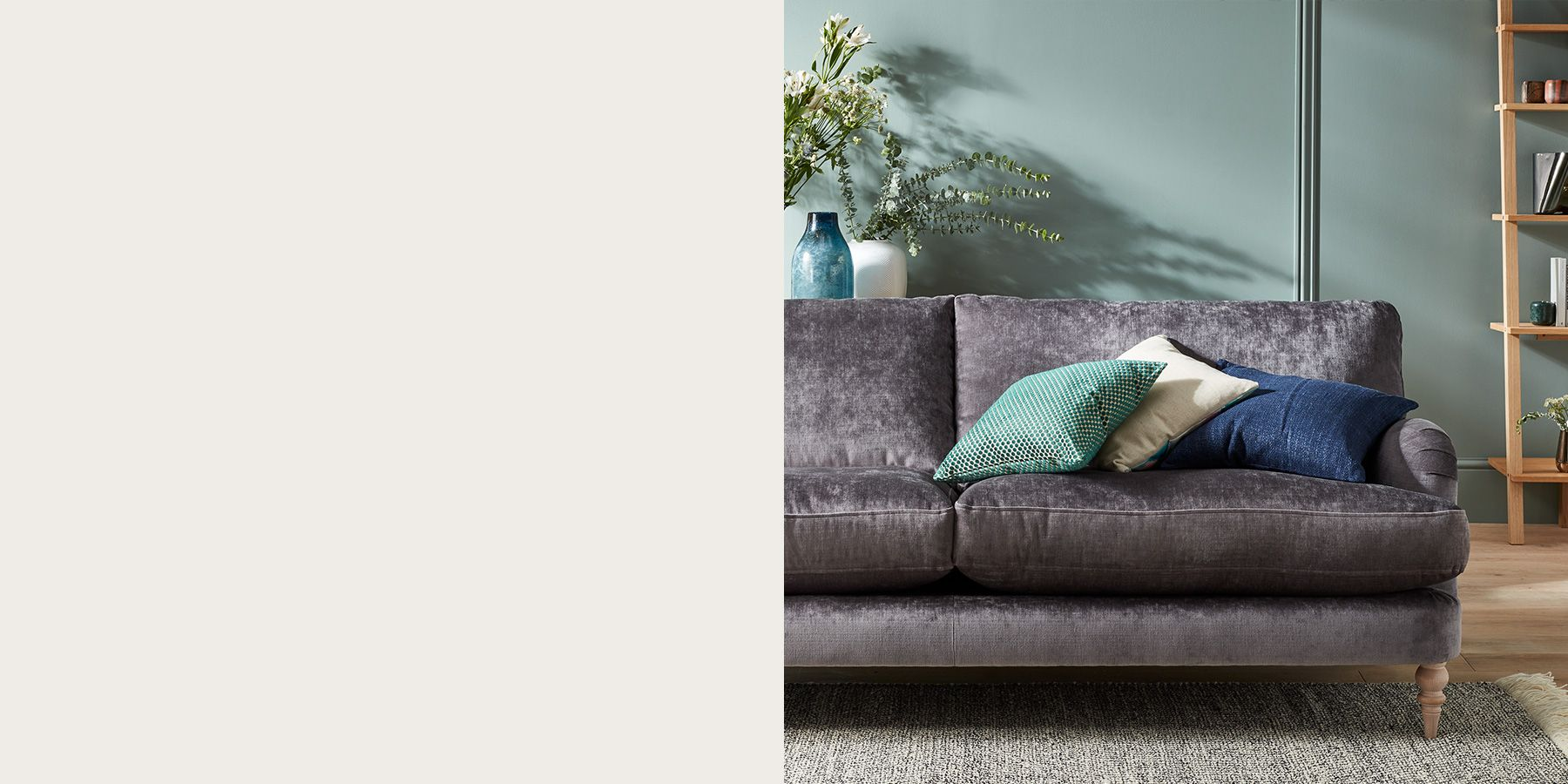 Our sofa collections